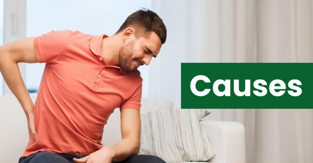 causes of ayurvedic backpain treatment